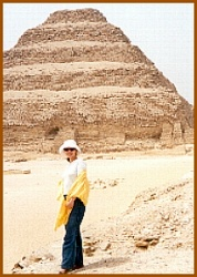 Aida - Step Pyramid