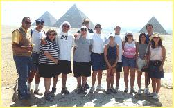 Chapkin Group at the Pyramids