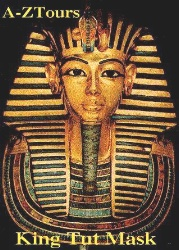 A-Z Tours - King Tut's Mask